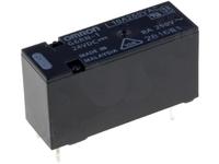 Relé 24VDC 9.2mA, SPDT 8A, PCB - Omron G6RN-1-24