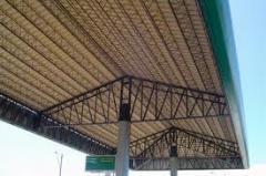Estruturas metalicas porticadas