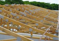Estruturas de telhado