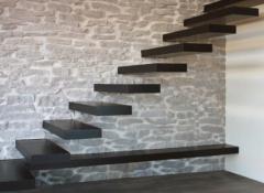 Tragwerk- Treppe pur tragwerk