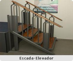 Escada-elevador