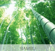 Pavimento de bamboo