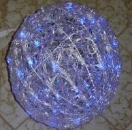 Bolas decorativas led
