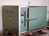 Estufa para secagem de eléctrodos