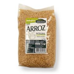 Arroz integral biológico