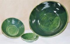 Pratos ceramicos