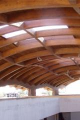 Estruturas de madeira e coberturas de grandes