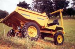 Dumpers modelo simples