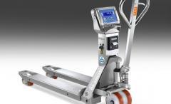 Sistemas de pesagem em aço inoxidável para