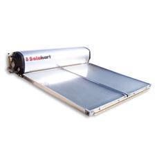 Painél solar para aquecimento de águas