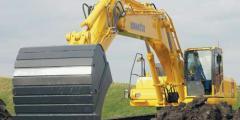 Escavadoras hidraulicas