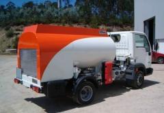 Cisterna 2200lt