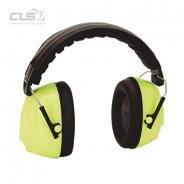 Protector auricular dobrável