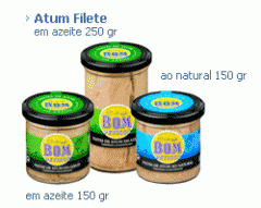 Atum filete