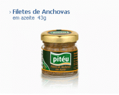 Filete de anchovas