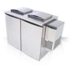 Câmara refrigerada de resíduos