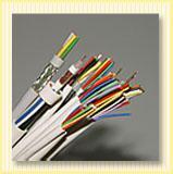 Revestimento de cabos para comunicações