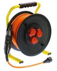 PRCD-S Desenrolador Profi 320mmØ 40m H07BQ-F 3G2,5