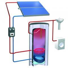 Sistemas solares térmicos para produção de AQS