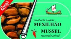 Mexilhão escabeche picante
