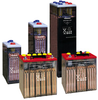 Baterias para o armazenamento de energia