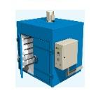 Estufa de polimerização estática Tipo EPE eléctrica