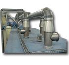 Sistema de exaustão de gases de queima