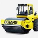 Equipamentos de compactação Bomag