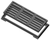 Grelhas rectangulares