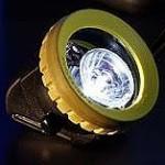 Lanternas de mineiros