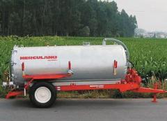 Semi-reboques cisterna CH