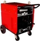 Transformador para soldadura MMA AC, c/ rodas,