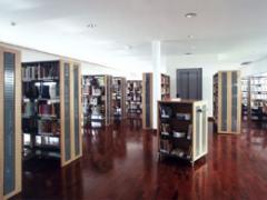 Estantes para bibliotecas