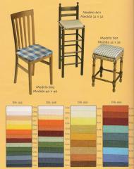 Assentos de cadeira