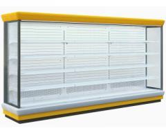 MAKRA - mural de refrigeração da MAFIROL