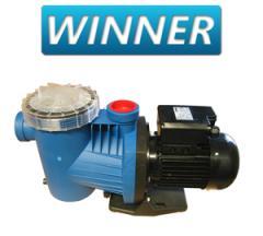 Electrobombas para piscinas - série WINNER