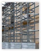 Estabilizadores de fachada