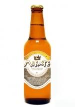 Cerveja Mikate tipo Lager