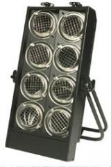 Cegadora de 8 lâmpadas BL 08