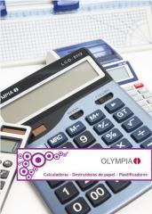 Calculadoras Olympia