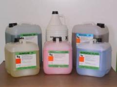 Limpeza e desinfecção
