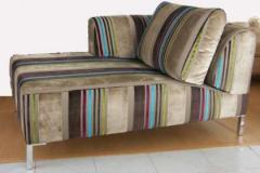 Convertible armchair