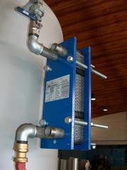 Теплообменник для коттеджа теплообменник тос