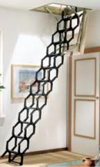 Escadas para sótãos