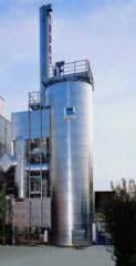 Eliminação de compostos orgânicos voláteis (COV) e