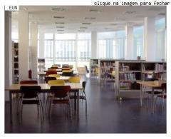 Mobiliário biblioteca