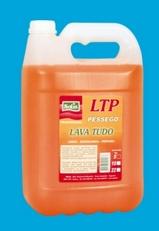 Lava tudo perfumado - LTP pêssego
