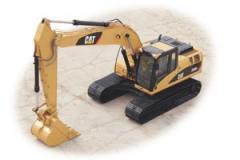 Escavadora de rastos 320D L