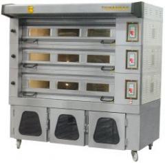 Forno eléctrico de pastelaria