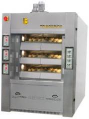 Forno eléctrico de padaria